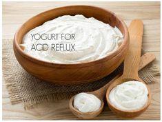 Yogurt For Acid Reflux - Natural Cure - Home Remedies 2 u What Causes Acid Reflux, Acid Reflux Cure, Acid Reflux Home Remedies, Home Remedies For Acidity, Natural Remedies For Heartburn, Natural Sleep Remedies, Natural Cures, Holistic Remedies
