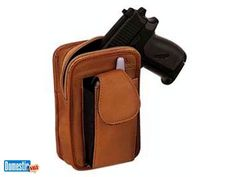 Belt Pistol Pack Belt Pistol Pack Click on link to buy on our secure site. http://creativeconcealment.biz/Belt-Pistol-Pack-Ro-7011.htm A trim little carry option for ultra ...
