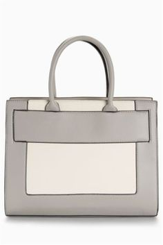 Nothing makes your outfit chicer than a grey tote bag. Grey Tote Bags, Bags 2017, Fashion Bags, Womens Fashion, Types Of Bag, Cheap Bags, New Bag, Party Dresses For Women, Evening Dresses