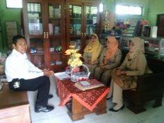 Koordinasi Dan Pengamanan Unas Tingkat Sd/Mi Kecamatan Dolopo