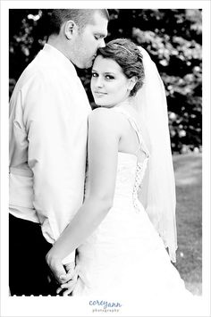 Wedding portrait at Shady Hollow Country Club (4865 Wales Avenue Northwest  Massillon, OH 44646).  Call club for availability.