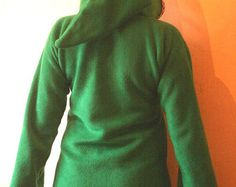 Elven tunic for women Medieval tunic SCA Pixie hoodie by tatoke