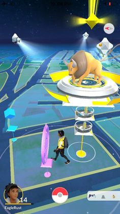 When you're an American and you take over a gym in Brazil. Murica'