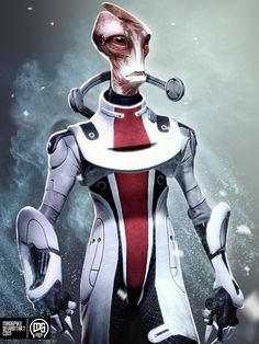 Mordin Solus, one the best character in Mass Effect, but certainly the most funny (mad) scientist ever