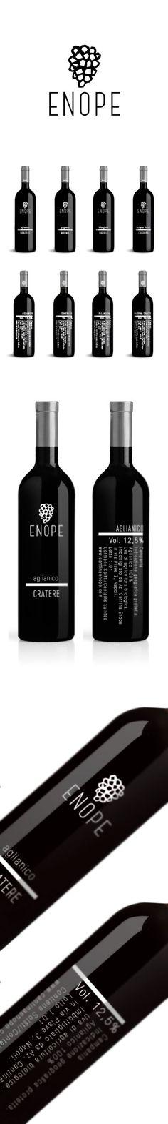 #Etichetta #Vino #Wine #ENOPE #Napoli #Partenope #Italy #Italia © @Centro Studi Ilas  ® 2013 - Vincenzo Compagnone / Docente Alessandro Cocchia