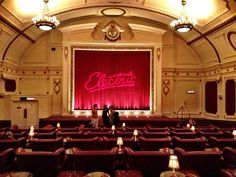 Sometimes after a day of walking around, all you want do is put up your feet and enjoy a good film. Electric Cinema in Notting Hill is in a beautiful old building and it's a fancy, comfy way to enjoy a movie. They also serve bar snacks, hotdogs and cocktails, and if you're into luxury, you can rent a bed to really relax while you watch your movie.​