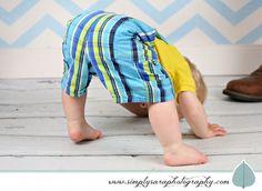 1 Year Old Baby Boy Photo Ideas