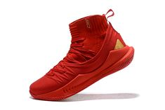 9e921eae0a649 Official Under Armour Curry 5 Chinese Year Red Gold Mens Basketball Shoes  For Sale Discount Under