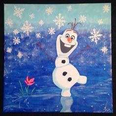 #PinkyArt #Frozen