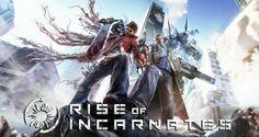 Rise of Incarnates é um jogo de luta da Namco que contará com combates entre equipas de 2 lutadores num mundo pós-apocalíptico.