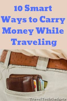 Go Travel. Take a Gadget. best gadgets for travel and cool travel gadgets Best Travel Gadgets, Camping Gadgets, Tech Gadgets, Travel Money, Cruise Travel, Travel With Kids, Family Travel, International Travel Tips, Slim Leather Wallet