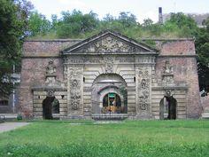 Terezska brana - Pevnost Olomouc – Wikipedie