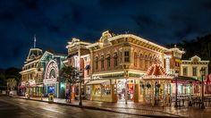 Late Night Shopping  Disneyland