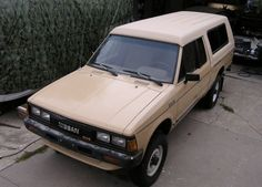 Here is one we never knew existed. This 1985 Datsun Bushmaster started as a 720 King Cab 4×4, and is either a 4Runner copy or a Pathfinder predecessor. Find it here on eBay in Salt Lake City, Utah.