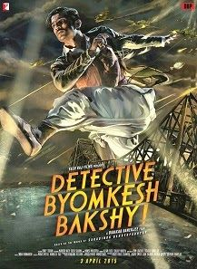 Watch latest Detective Byomkesh Bakshy (2015) Bollywood Thriller movie online free. It's release date on 6 March 2015 (India). Watch B...