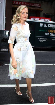 Diane Kruger In Honor Diane Kruger Star Fashion Couture Fashion Roland Mouret
