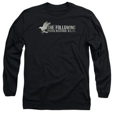 Following/Raven Logo-Black
