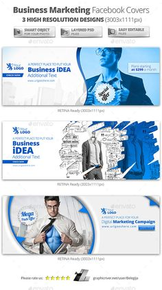 Business Marketing Campaign Facebook Covers  Campaign Facebook