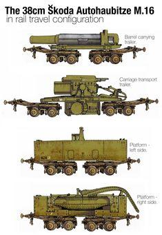 Skoda Heavy Artillery -Plate 6 by wingsofwrath on DeviantArt