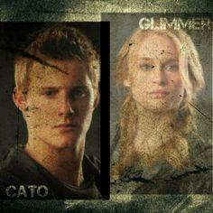 Personally, I ship Clato, but here's a Glato edit anyway...