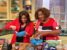 Sunny Anderson's Chocolate-Hazelnut Frosting Recipe