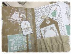 Scrap diario de Diciembre, December Daily decoración parte I - YouTube
