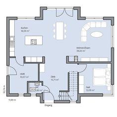 Haus Arnold - Erdgeschoss