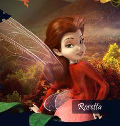 Meet the Fairies: Rosetta - Disneys Online Worlds Guide (Wiki)