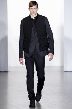 Collection of Calvin Klein Fall 2013