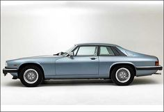 Jaguar XJ-S - first car i drove.