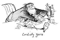 ronald searle cartoon - Google Search