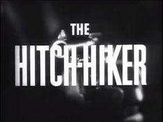 The Hitch-Hiker [Film Noir] This film stars William Talman who played DA Hamilton Burger on Perry Mason 1940s Movies, Old Movies, Vintage Movies, Movies Free, Movie Titles, Movie Gifs, Movie Tv, Horror Photos, The Hitchhiker