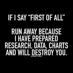 Verdade... Então, prepara que lá vem bomba... Ou sai correndo, se preferir...