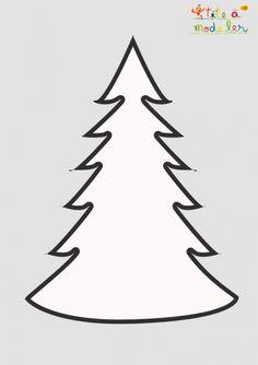 Diy Paper, Paper Crafts, Diy Crafts, Theme Noel, Stencils, Winter, Palette, Templates, Christmas