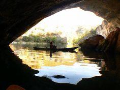 KAYAK. Cueva tortuga. BOLARQUE. www.masqueaventura.es