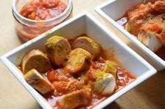 Wer hat Lust auf eine leckere selbstgemachte Low Carb Currywurst? Fast Food kann…