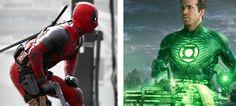 Should Ryan Reynolds' DEADPOOL Movie Take A Shot At GREEN LANTERN?