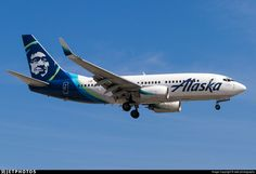 Alaska Airlines, Boeing 737-790 (N123AS) (can't see) (probably landing at (KPHX)