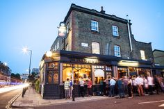 Duke of Wellington, Gastro Pub in Dalston, De Beauvoir, Islington, N1