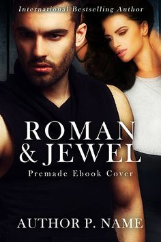 Roman & Jewel Pre-made Ebook Cover