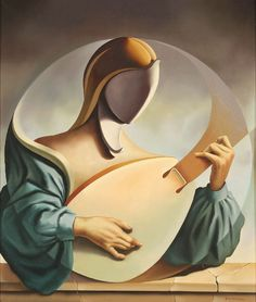 Vito Campanella ( ) was an Italian-Argentine painter, known for working in the Surrealism style. Campanella was born in Monopol… Photographie Portrait Inspiration, Cubism Art, Surrealism Painting, Indian Art Paintings, Art Mural, Surreal Art, Portrait Art, Figurative Art, Unique Art