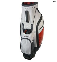Featuring 9 functional pockets these mens sport cart III golf bags by Nike  also include 5 03bed1b8de