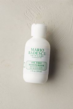 Shop the Mario Badescu Oil Free Moisturizer SPF 30 and more Anthropologie at Anthropologie today. Read customer reviews, discover product details and more.