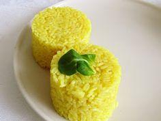 Broccolicious: Indická citronová rýže