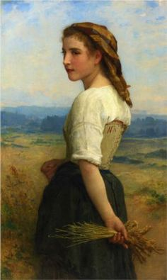 Gleaners - William-Adolphe Bouguereau