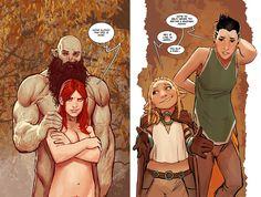 "Stjepan Sejic Joins Creator Kurtis Wiebe as New ""Rat Queens"" Artist - Comic Book Resources"