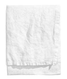 H&M linen table cloth