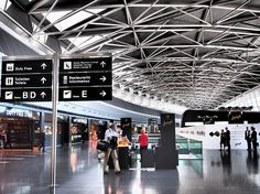 Zurich, Switzerland - Airport