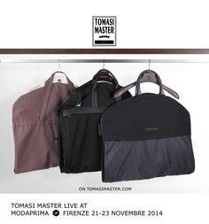 TOMASI MASTER Live at Modaprima 21-23 november 2014 #packaging #modaprima