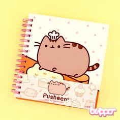 Buy Pusheen Coil Notebook | Free Shipping | Blippo Kawaii Shop